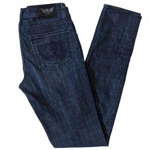 Rock & Republic Berlin skinny jeans sz 28